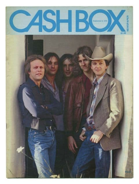 Cash Box music industry magazine September 8 1979 Poco John Cougar Louise Goffin
